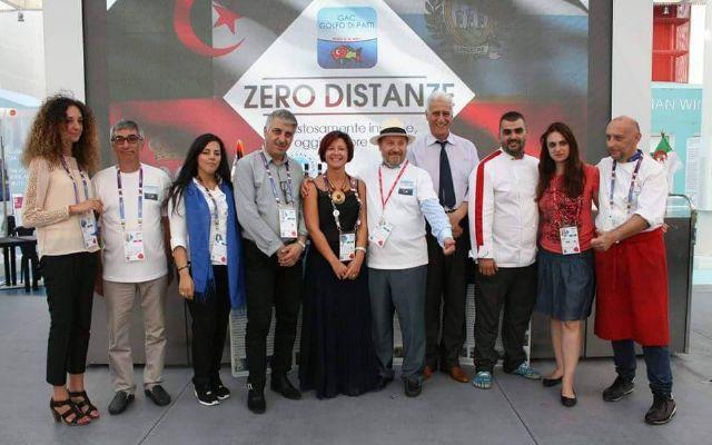 Ad Expo 2015, promozione territoriale e attività transnazionali del GAC Golfo di Patti